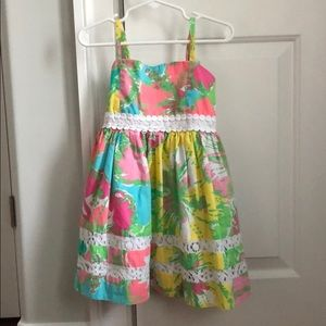 Lilly Pulitzer Girls size 5 dress